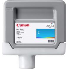 CARTUCHO CANON PFI-306C IPF8400SE/ IPF8300S/ IPF8400S/ IPF8300/ IPF8400/ IPF9400S/ IPF9400