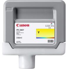 CARTUCHO CANON PFI-306Y IPF8400SE/ IPF8300S/ IPF8400S/ IPF8300/ IPF8400/ IPF9400S/ IPF9400