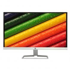 MONITOR LED IPS HP 22F 21.5 FHD 5MS VGA HDMI 1920X1080  PLATA  CABLE HDMI INCLUIDO