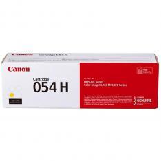 TONER CANON 054H AMARILLO 2300 PAG LBP622/ MF641/ MF644/ LBP621/ LBP623/ MF641/ MF643/ MF645