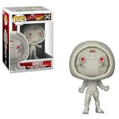 FUNKO POP BOBBLE MARVEL ANT-MAN & THE WASP GHOST