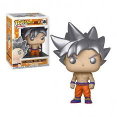 Funko Pop Dragon Ball Super Goku Silver Plateado 31633