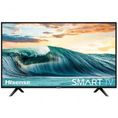 """TV HISENSE 32"""" LED HD READY/ 32B5600/ SMART TV/ WIFI/ 2 HDMI/ 2 USB/ DVB-T2/T/C/S2/S/ QUAD CORE"""
