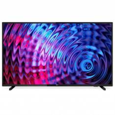 TV PHILIPS 32 LED FULL HD  32PFS5803 (2018)  SMART TV  2 HDMI  2 USB  DVB-T T2 T2-HD C S S2  SATELITE  A+