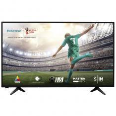 TV HISENSE 32 LED HD READY  32A5100  2 HDMI  1 USB  DVB-T2 T C S2 S