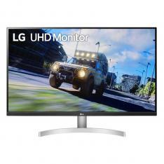 Monitor Led LG IPS 32UN500-W 31.5 3840 x 2160 4ms HDMI Display Port altavoces