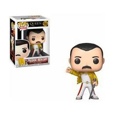 Funko Pop Personaje Rock Queen Freddy Mercury Wembley 1986