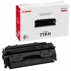 TONER CANON 719 H NEGRO 6400 PAGINAS LBP6300/ LBP6650/ MF5840DN/ MF5880DN
