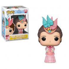 Funko Pop Mary Poppins Returns Mary Vestido Rosa
