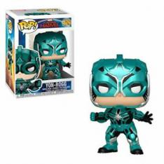 FUNKO POP MARVEL CAPITANA MARVEL YON-ROGG