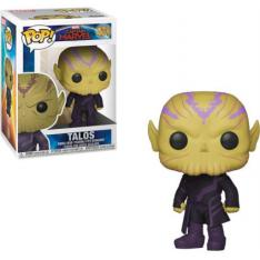 FUNKO POP MARVEL CAPITANA MARVEL TALOS