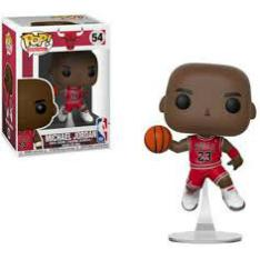 Funko Pop Personaje Historico Michael Jordan Chicago Bulls
