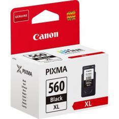 CARTUCHO TINTA CANON PG-560XL NEGRO 14.3ML 400 PAGINAS TS5350  TS5351