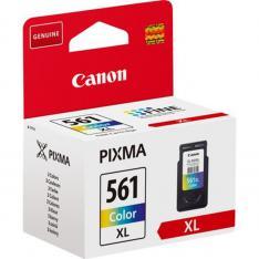 CARTUCHO TINTA CANON CL-561XL CIAN/MAGENTA/AMARILLO 12.2ML 300 PAGINAS/ TS5350/ TS5351