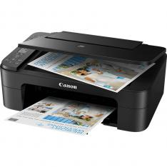MULTIFUNCION  CANON TS3350 INYECCION COLOR PIXMA A4/ 7.7PPM/ 4800PPP/ USB/ WIFI/ NEGRO