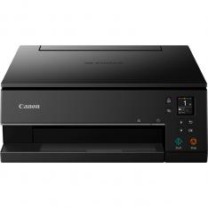 MULTIFUNCION  CANON TS6350 INYECCION COLOR PIXMA A4/ 15PPM/ 4800PPP/ USB/ WIFI/ DUPLEX IMPRESION/ DETECCION PAPEL/ NEGRO/ TINTAS INDEPENDIENTES