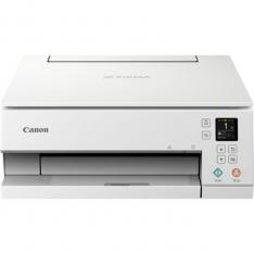MULTIFUNCION  CANON TS6351 INYECCION COLOR PIXMA A4/ 15PPM/ 4800PPP/ USB/ WIFI/ DUPLEX IMPRESION/ DETECCION PAPEL/ BLANCO/ TINTAS INDEPENDIENTES