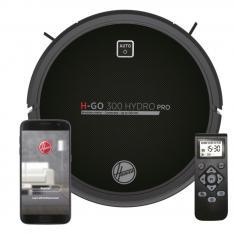 Robot aspirador Hoover H-GO 300 Hidro Pro HGO330HC/ Wiffi/ Bluetooth