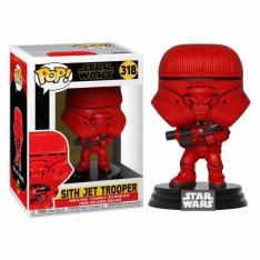 FUNKO POP STAR WARS SITH JET TROOPER