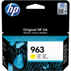 CARTUCHO TINTA HP 963 3JA25AE AMARILLO 10.74ML 700 PAGINAS