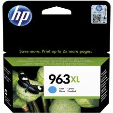 CARTUCHO TINTA HP 963XL 3JA27AE CIAN 23.25ML 1600 PAGINAS