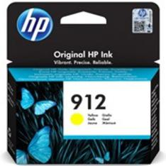 CARTUCHO TINTA ORIGINAL HP 912 AMARILLO