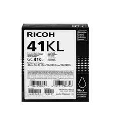 CARTUCHO GEL RICOH GC-41KL NEGRO (600 pag)