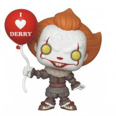 Funko Pop IT Capitulo 2 Pennywise con Globo