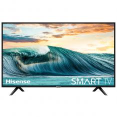 "TV HISENSE 40"" LED FULL HD/ 40B5600/ SMART TV/ WIFI/ 2 HDMI/ 2 USB/ DVB-T2/T/C/S2/S/ QUAD CORE"
