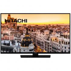 "TV HITACHI 40"" LED FULL HD/ 40HE4001/ SMART TV/ WIFI/ 2 HDMI/ 1 USB/ MODO HOTEL/ A+/ 600 BPI/ TDT2/ SATELITE"