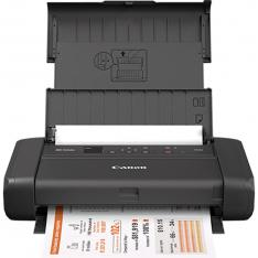 IMPRESORA CANON PIXMA TR150 INYECCION COLOR PORTATIL A4/ 9PPM/ 4800PPP/ USB/ WIFI
