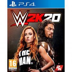 JUEGO PS4 - WWE 2K20