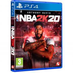JUEGO PS4 - NBA 2K20