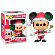 FUNKO POP DISNEY MICKEY NAVIDEÑO