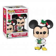FUNKO POP DISNEY MINNIE NAVIDEÑA