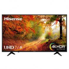 """TV HISENSE 43"""" LED 4K UHD/ HDR/ 43A6140/ SMART TV/ WIFI/ 3 HDMI/ 2 USB/ DVB-T2/T/C/S2/S"""