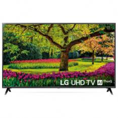 "TV LG 43"" LED 4K UHD/ 43UK6200PLA/ HDR10/ SMART TV/ 20W/ DVB-T2/C/S2/ HDMI/ USB/ WIFI/ INTELIGENCIA ARTIFICIAL"