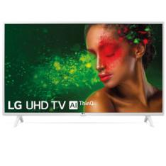 "TV LG 43"" LED 4K UHD/ 43UM7390/ HDR10 PRO/ SMART TV/ DVB-T2/C/S2/ HDMI/ USB/ WIFI/ INTELIGENCIA ARTIFICIAL/ BLANCO"