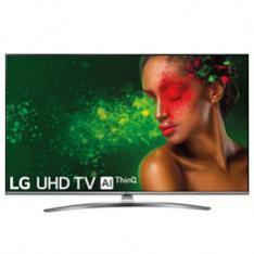 "TV LG 43"" LED 4K UHD/ 43UM7600/ HDR10 PRO Y HLG/ SMART TV/ DVB-T2/C/S2/ HDMI/ USB/ WIFI/ INTELIGENCIA ARTIFICIAL"