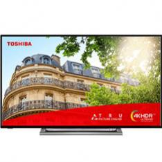 TV TOSHIBA 43 LED 4K UHD  43UL3B63DG  SMART TV  WIFI  HDR10  DOLBY VISION   HD DVB-T2 C S2  HDMI  USB  SOUND BY ONKIO.