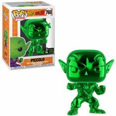 Funko Pop Dragon Ball Z Piccolo Cromado Verde 45997