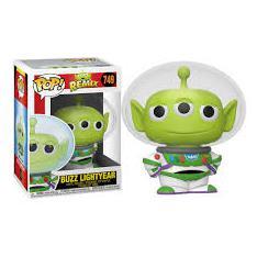 Funko Pop Disney Toy Story Alien Version Buzz Lightyear 48361