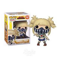 FUNKO POP MY HERO ACADEMIA HIMIKO TOGA