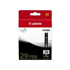 CARTUCHO TINTA CANON PGI-29PBK PHOTO NEGRO PIXMA PRO 1