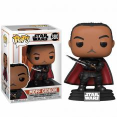 FUNKO POP STAR WARS THE MANDALORIAN MOFF GIDEON 48739