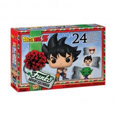 Funko Pop Calendario de Adviento Dragon Ball Multicolor 2020 49660