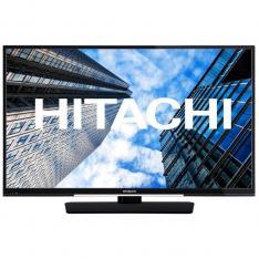 "TV HITACHI 49"" LED 4K UHD/ 49HK4W64/ HDR10/HLG/ SMART TV/ WIFI/ BLUETOOTH/ 3 HDMI/ 2 USB/ MODO HOTEL/ A+/ DVB T2/CABLE/S2"