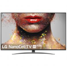 "TV LG 49"" LED 4K UHD/ 49SM8200/ HDR10 PRO/ SMART TV/ DVB-T2/C/S2/ HDMI/ USB/ WIFI/ INTELIGENCIA ARTIFICIAL/ IPS 2300"
