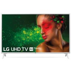 "TV LG 49"" LED 4K UHD/ 49UM7390/ HDR10 PRO/ SMART TV/ DVB-T2/C/S2/ HDMI/ USB/ WIFI/ INTELIGENCIA ARTIFICIAL/ BLANCO"