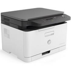 MULTIFUNCION HP LASER COLOR LASERJET MFP 178NW A4/ 18PPM/ 128MB/ USB/ RED/ WIFI